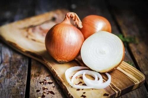 cebola-500x332 Alimentos vegetais ricos em cálcio