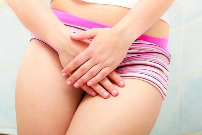 Vulvite ou irritação da vulva