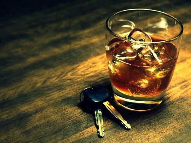 Álcool e direção não combinam
