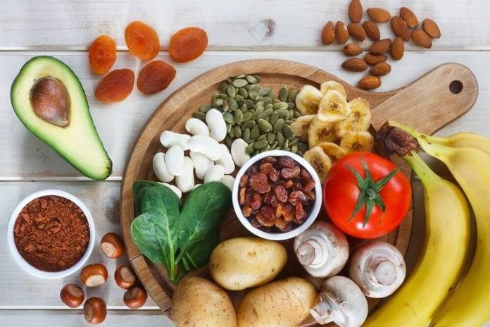 Alimentos-ricos-em-potassio Sais minerais: o que são e como podemos encontrá-los?