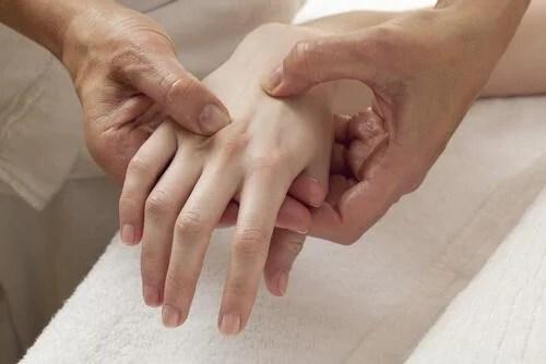 Artrite nas mãos