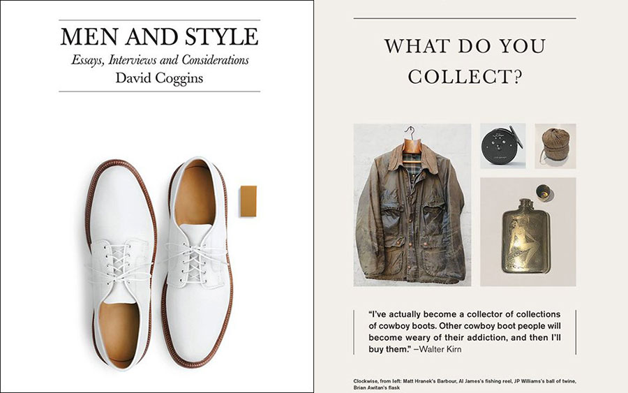 Men and Style: Essays, Interviews and Considerations