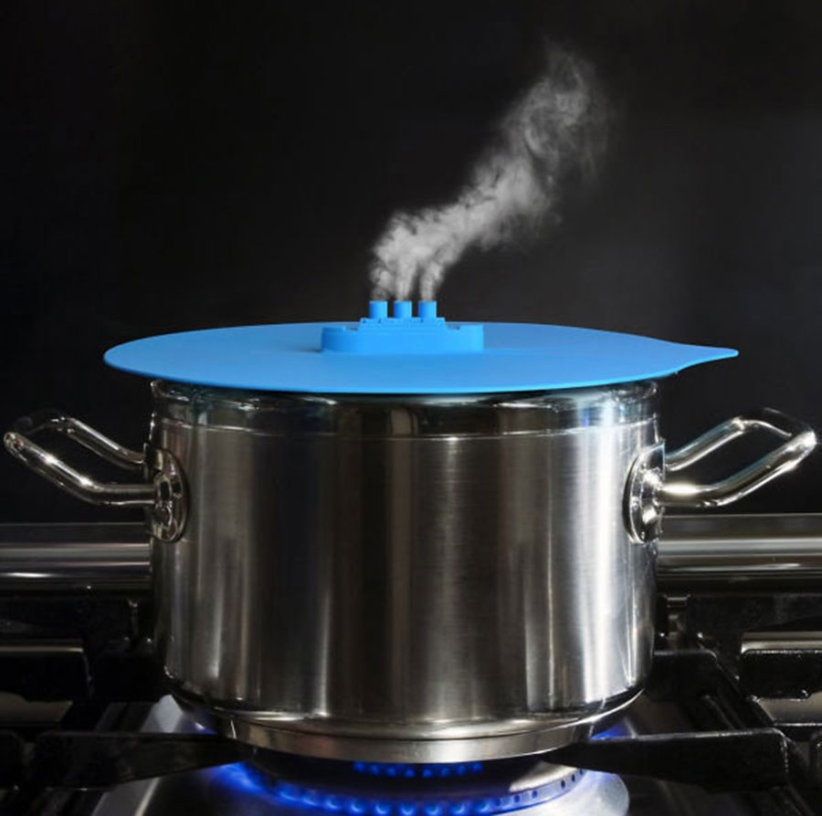 Fred STEAM SHIP Silicone Steaming Lid