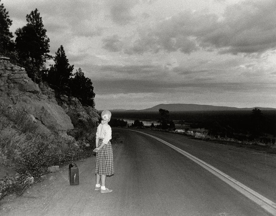 Cindy Sherman - Untitled #48 © (1979)