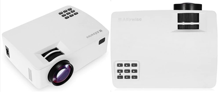 Projector Alfawise A8