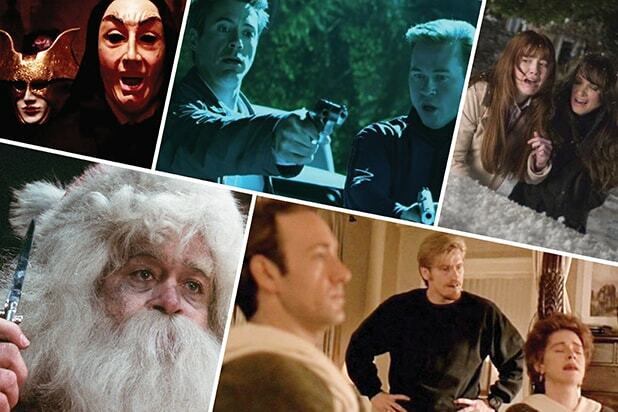 13 Christmas Movies That Definitely Aren't for Kids (Photos)