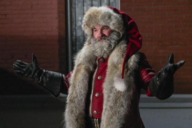 Kurt Russell em 'The Christmas Chronicles'