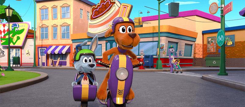 go dog go filmes de animação e séries de TV chegando ao netflix em 2021 e além