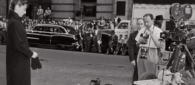 arquivo de imagens do documentário Audrey 2020