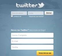 Entrar Twitter celular