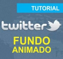 Background animado Twitter