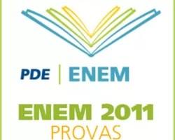 Provas Enem 2011 download
