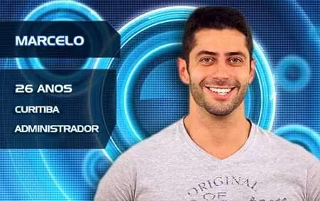 Marcelo BBB 14