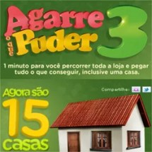 Promoção Agarre Puder Magazine Luiza