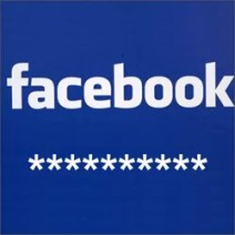 Facebook descobrir senha