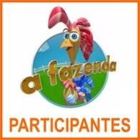 Participantes Fazenda 7 Record
