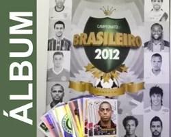 Álbum Campeonato Brasileiro 2012