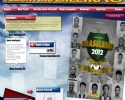 Álbum virtual Brasileirão 2012