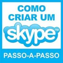 criar Skype tutorial