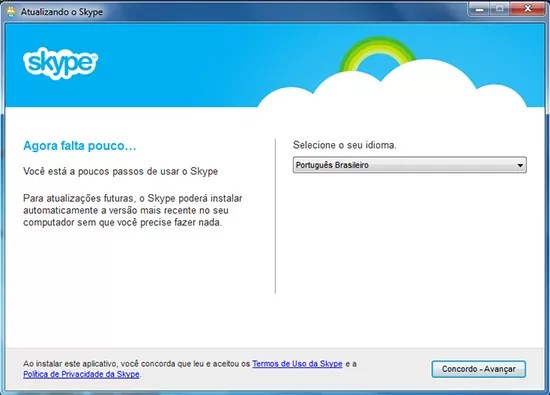 Instalar Skype