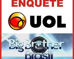 Enquete UOL BBB 14