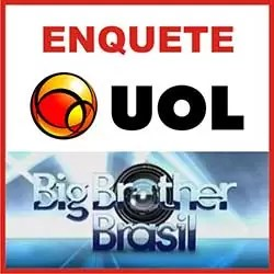 Enquete UOL BBB 19