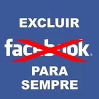 Excluir Facebook Sempre