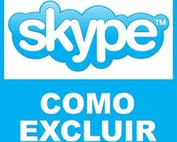 Excluir Conta Skype