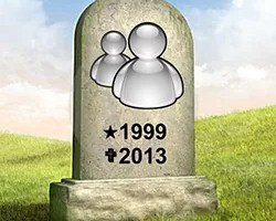 Fim MSN Messenger Golpes