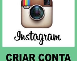 Criar conta instagram