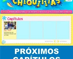 Próximos capítulos Chiquititas