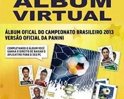 Álbum virtual Campeonato Brasileiro 2013