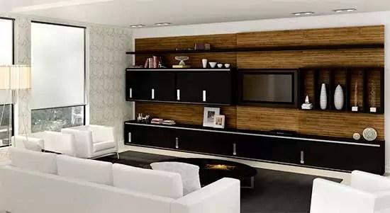 sala móveis planejado