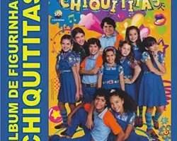 Álbum Figurinhas Chiquititas 2013