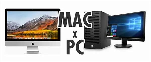 MAC x PC Qual o Melhor Computador Trabalhar em Casa