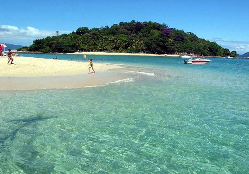 Ilhas Cataguas Angra Dos Reis