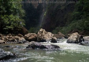 cachoeira agua fria