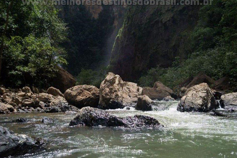 Cachoeira Da Água Fria