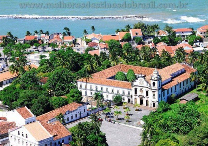 Centro Historico De Olinda