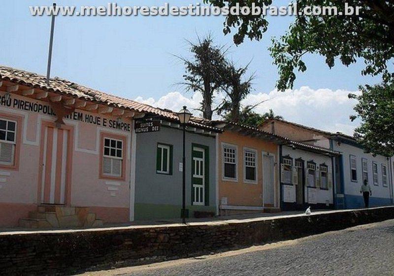 Centro Histórico De Pirenópolis