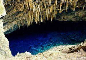gruta do lago azul Bonito