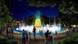 obelisco marco das tres fronteiras