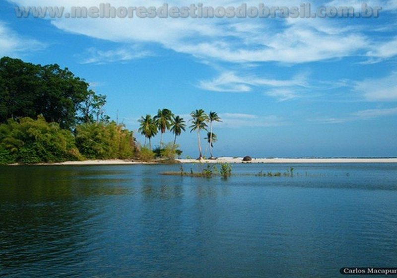 Passeio De Canoa Ilha De Marajó