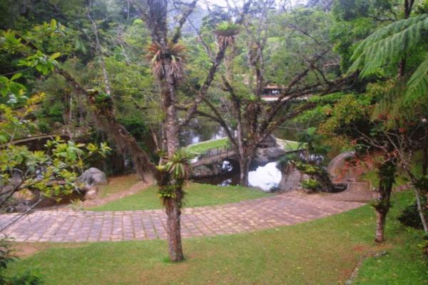 Sede do Parque Nacional da Serra dos Órgãos, Teresópolis