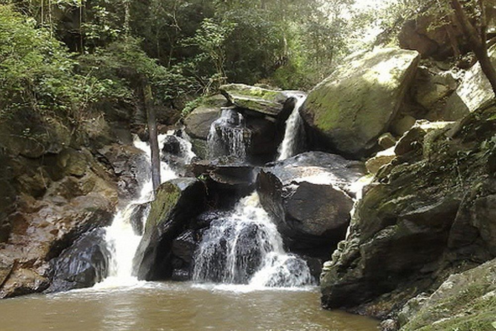 Cachoeira Da Veada - Guaramiranga