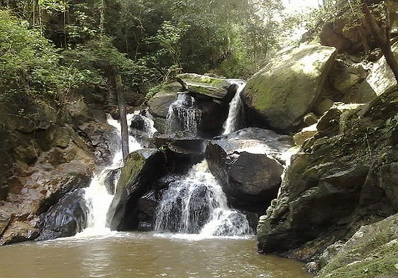 Cachoeira Da Veada