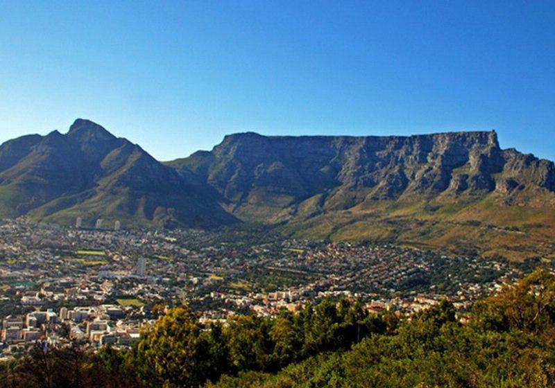 Montanha da Mesa – África do Sul