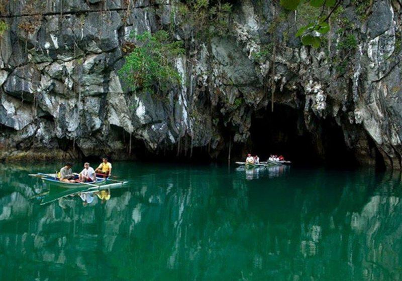 Parque Nacional do Rio Subterrâneo Puerto Princesa – Filipinas