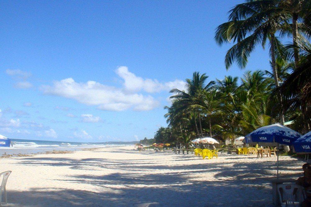 Praia Dos Milionários - Ilhéus
