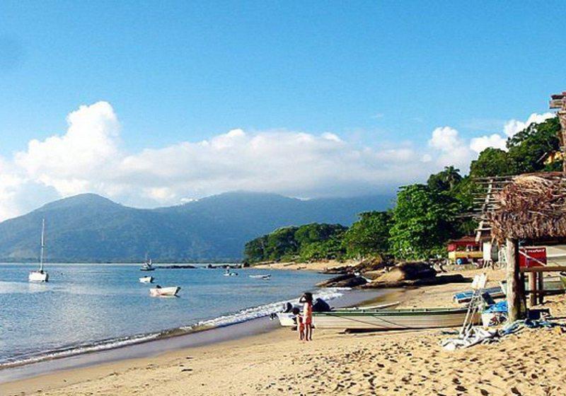Praia Picinguaba